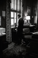 Attorney General Robert F. Kennedy in his office