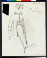 "Cashin illustrations of ""Pilot Pieces"" wardrobe designed for Adler and Adler. f04-04"