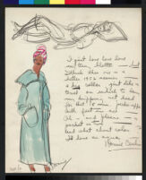 Cashin's illustrations of at-home wear designed for Lord and Taylor. f01-14