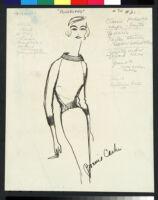 Cashin's illustrations of sweater designs for Forstmann wool. b074_f04-02