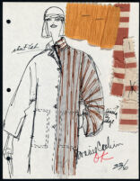 Cashin's illustrations of ready-to-wear designs for Russell Taylor. b053_f06-32