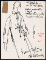 Cashin's illustrations of ready-to-wear designs for Russell Taylor. b054_f07-03