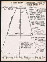 Cashin's illustrations of knitwear designs. b185_f07-16