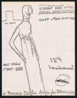 Cashin's illustrations of knitwear designs. b185_f07-23