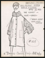 Cashin's illustrations of knitwear designs. b185_f07-02