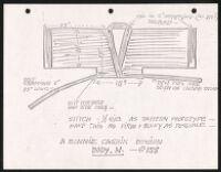 Cashin's illustrations of knitwear body styles. f06-15