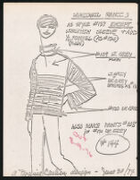Cashin's illustrations of knitwear designs for retailers...b185_f04-18