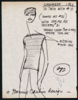 Cashin's illustrations of knitwear designs for retailers...b185_f01-10