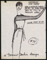 Cashin's illustrations of knitwear designs for retailers...b185_f01-13
