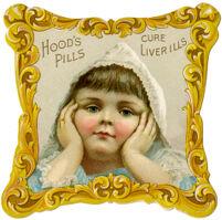 Hood's Pills [inscribed]