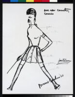 Cashin's ready-to-wear design illustrations for Sills and Co. b091_f03-22