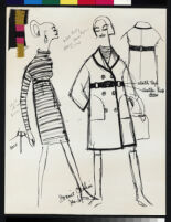 Cashin's ready-to-wear design illustrations for Sills and Co. b092_f01-07