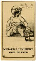 Minard's Liniment [inscribed]