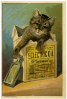Dr. Thomas' Eclectric Oil [inscribed]