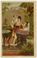 Mrs. Winslow's Soothing Syrup [inscribed]
