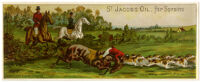 St. Jacobs Oil for Sprains [inscribed]