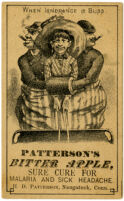 Patterson's Bitter Apple [inscribed]