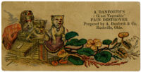 A. Danforth's Great Vegetable Pain Destroyer [inscribed]