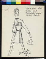 Cashin's ready-to-wear design illustrations for Sills and Co. b092_f02-13