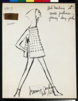 Cashin's ready-to-wear design illustrations for Sills and Co. b092_f02-21