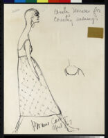 Cashin's ready-to-wear design illustrations for Sills and Co. b092_f04-01