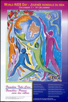 World AIDS Day December 1 [inscribed]
