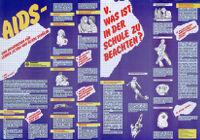 AIDS - eine Information für Lehrer, Eltern, und ältere Schüler.