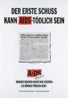 Erste Schuss kann AIDS-Tödlich sein