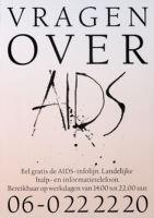 Vragen Over AIDS [inscribed]