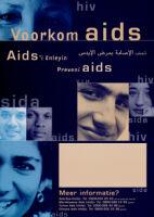 Voorkom aids [inscribed]