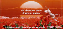 D'abord on parle d'amour, puis...