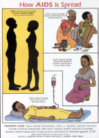 How AIDS is spread
