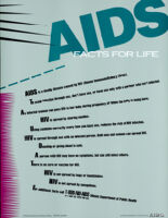 AIDS is a deadly disease caused by HIV...