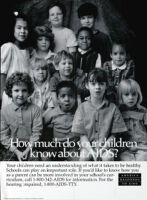 How much do your children know about AIDS?