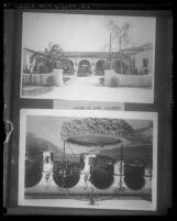 Agua Caliente Hotel & Casino in 1926 Tijuana, Mexico