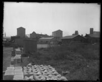 American Refractories Company's facilities in Los Angeles, Calif., 1926
