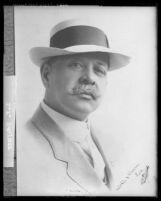 L. E. Behymer Los Angeles impresario