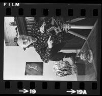 Photographer Tom Kelley, 1973