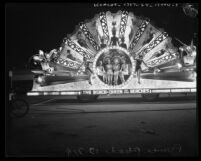 "Long Beach ""Queen of the Beaches"" Power Parade float in Los Angeles, Calif., 1936"