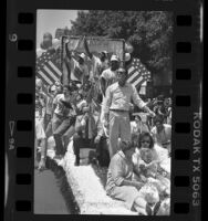 Los Angeles Lakers 1987 NBA Championship parade