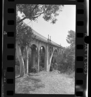 Colorado Street Bridge, Pasadena, 1987