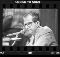 Marvin Braude, Los Angeles City Councilman, 1988