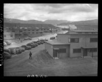 Basilone Homes, Veteran's Housing project in San Fernando Valley, Calif., 1947
