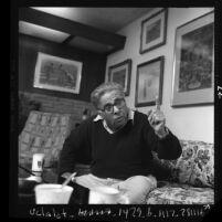 Film director Martin Ritt, 1979
