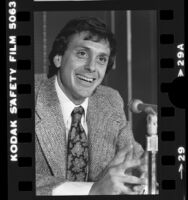 Larry Brown, UCLA basketball coach, 1979
