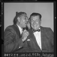 Boxers Gene Tunney and Jack Dempsey, 1964