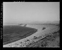 Know Your City No.137 Sepulveda Dam and a portion of the Sepulveda Flood Control Basin, Calif.
