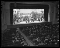 "3189th performance of ""The Mission Play"" in Riverside, Calif., 1941"