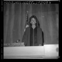 Judge Maxine F. Thomas, Los Angeles, Calif., 1986