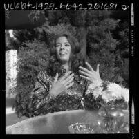 Alice May Brock, of Alice's Restaurant, 1969